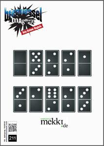 brennessel Magazin Oktober 2012 Cover