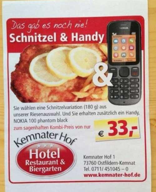 schnitzel